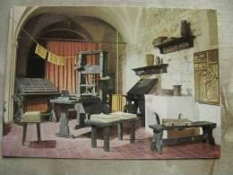 Museum  Ceske Literatury -- Musée  De La Littérature -  Printing Machines-   Books  -   Machines à Imprimer D94242 - Museum