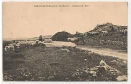 La Bastide -  Saint Laurent Les Bains - Dolmen Du Tors   -  CPA ° STK48 - France
