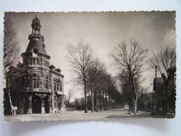 Cpsm, Carte Photo, Très Belle Vue, Lambersart, L'ancienne Mairie - Lambersart