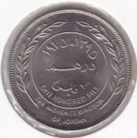 @Y@      Jordanië   100 Fils   1975    (2138) - Jordanie