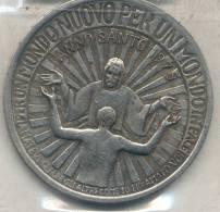 ANNO SANTO 1975 MEDAGLIA CELEBRATIVA VATICANO VATICAN - Italy