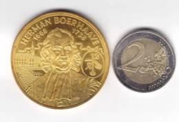 @Y@  Herman Boerhaave  Wetenschapper #  1668 - 1738  ( C658 ) - Paises Bajos