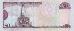 DOMINICAN REPUBLIC P. 176a 50 P 2006 UNC - Dominicaanse Republiek