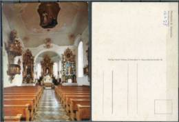 Ak Deutschland - Rettenberg / Allgäu - Pfarrkirche,church, Eglise - St. Stephanus - Kirchen U. Kathedralen