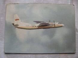 Aeroflot - Russia -  Airplane  AN24  - Antonov 24     D94302 - 1946-....: Moderne
