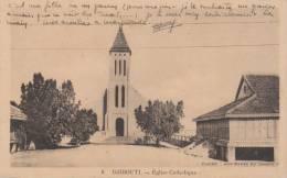 DJIBOUTI ( EGLISE ECTHOLIQUE ) - Djibouti