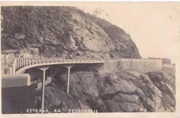 Rio De Janeiro Estrada Petropolis Optica Haack Vintage Original Photo Postcard Cpa Ak (W3_1055) - Rio De Janeiro