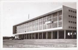 Curitiba Palaco De Governo Arquitectura International Style Vintage Original Photo Postcard Cpa Ak (W3_1057) - Curitiba