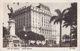 Rio De Janeiro Hotel Gloria Vintage  Ca1940 Original Photo Postcard Cpa Ak (W3_1065) - Rio De Janeiro