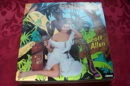 SCOTT ALLEN  °  GUITARZAN - 45 T - Maxi-Single