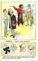 Produits De Beauté - Pub KÉPHILINE - Poudr à Laver La Tête - Devinette : Quelle Cravate Portent Ils? - Beauty Products