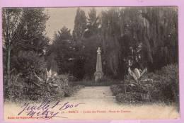 CPA/P714/NANCY JARDIN DES PLANTES BUSTE DE CREVAUX - Nancy