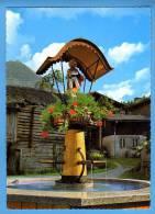 Österreich; Tirol Finkenberg Schöner Brunnen - Ohne Zuordnung