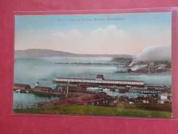 - Washington > View Of Harbor Everett Ca 1910-ref 810 - Estados Unidos