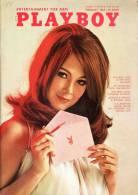 PLAYBOY - Fébruary - Février 1968        (971) - Pour Hommes