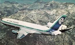 AVIATION CIVILE - AVION En VOL : DC-10 SERIES 30 - AIR NEW ZEALAND (n-171) - 1946-....: Moderne