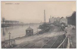 16864g GARE - PASSAGE à NIVEAU - Argenteau - Visé