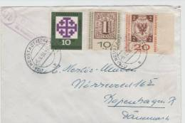 Germany Cover Sent To Denmark 5-9-1959 - [7] Federal Republic