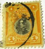 Peru 1918 San Martin 1c - Used - Peru