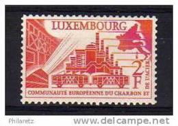 Luxembourg N° 511 Neuf * - Cote 35€ - Ungebraucht