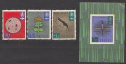 Poland 1962 Mi#1346-48 Block 27 Mint Hinged