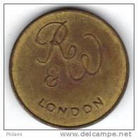 JETON LUNAPARK .   (FP75) - Verenigd-Koninkrijk