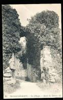74 THONON LES BAINS / Les Allinges, Entrée Du Château / - Thonon-les-Bains