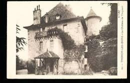 74 THONON LES BAINS / Le Château De Thuysset / - Thonon-les-Bains