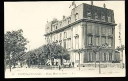 74 THONON LES BAINS / Grande Hôtel Des Bains / - Thonon-les-Bains