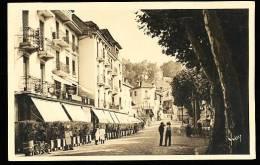 74 THONON LES BAINS / Quai De Rives, Les Hôtels / - Thonon-les-Bains