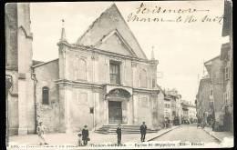 74 THONON LES BAINS / Eglise St Hippolyte / - Thonon-les-Bains