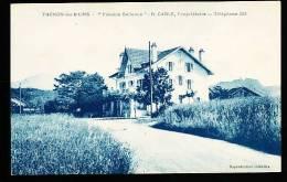 74 THONON LES BAINS / Pension Bellevue, Prop. R. Carle / - Thonon-les-Bains
