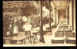 74 THONON LES BAINS / Terrasse De L'Hôtel Belle Rive / - Thonon-les-Bains