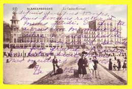 * Blankenberge - Blankenberghe (Kust) * (Edition A. Scheers - A.S.) Le Casino Kursaal, Brise Lames, Golfbreker, Beach - Blankenberge