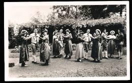 74 THONON LES BAINS / Groupe Folklorique, Sabaudia / CARTE PHOTO - Thonon-les-Bains