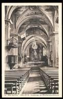 74 MEGEVE / Intérieur De L'Eglise Paroissiale / - Megève