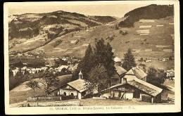 74 MEGEVE / Le Calvaire / - Megève