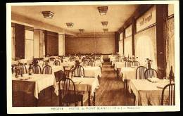 74 MEGEVE / Hôtel Du Mont Blanc, Restaurant / - Megève