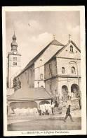 74 MEGEVE / L'Eglise / - Megève