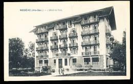 74 MEGEVE / Hôtel Du Parc / - Megève