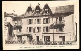 74 MEGEVE / Hôtel Des Trois Pigeons / - Megève
