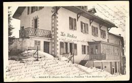 74 MEGEVE / Pension Les Sorbiers / - Megève