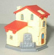 K99 N°31 Maison Sans Bpz - Steckfiguren