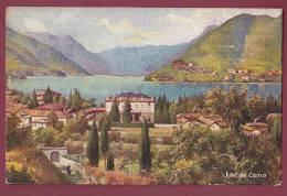 PUBLICITE - 290113 -  CHOCOLATERIE D AIGUEBELLE - Italie - Lac De Como - Publicidad