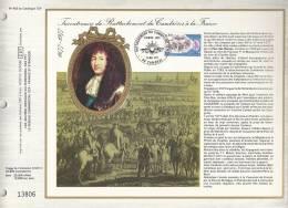 France - Feuillet CEF 403 - Tricentenaire Du Rattachement Du Cambrésis à La France - 1er J. 1404.77 Cambrai - T. 1932 - Covers & Documents