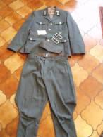 Uniforme De La Police De L´ex Allemagne De L´est - Uniforms