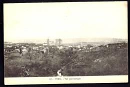 CPA  ANCIENNE- MACÉDOINE- CAMPAGNE ORIENT 1922-23- VERIA- VUE PANORAMIQUE DE LA VILLE- - Mazedonien