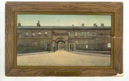 Bury , Greater Manchester, England PU-1909   Wellington Barracks - Manchester