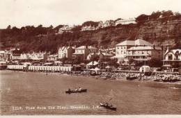 View From The Pier Shanklin - Postkaarten