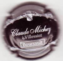 """CAPSULE DE CHAMPAGNE """"MICHEZ Claude"""" Noir & Blanc - Champagne"""